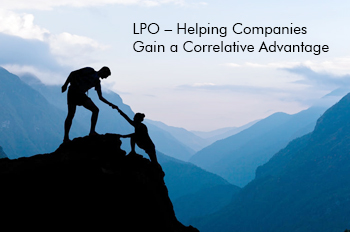 Legal Process outsourcing (LPO) - Helping Companies Gain a Correlative Advantage