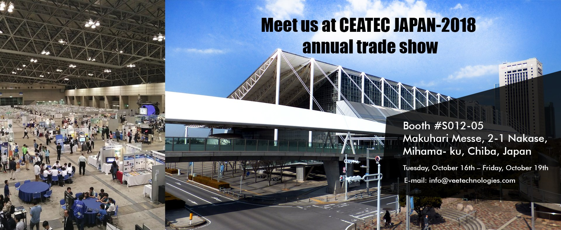 CEATEC JAPAN-2018 Annual Trade Show