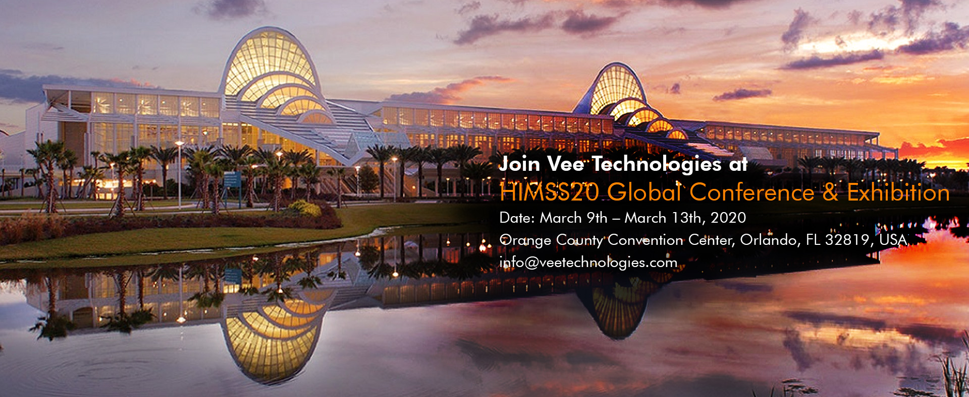 HIMSS20 Global Conference & Exhibition