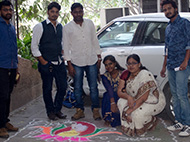 Pongal Celebration at VeeTechnologies 2018