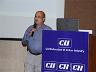 Vee Technologies at the CII Seminar on Digitization of Healthcare, Salem